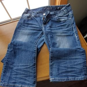 Rock and Roll denim jeans